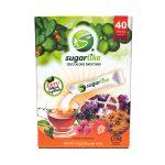 an image showing sugarlike sweetener sticks
